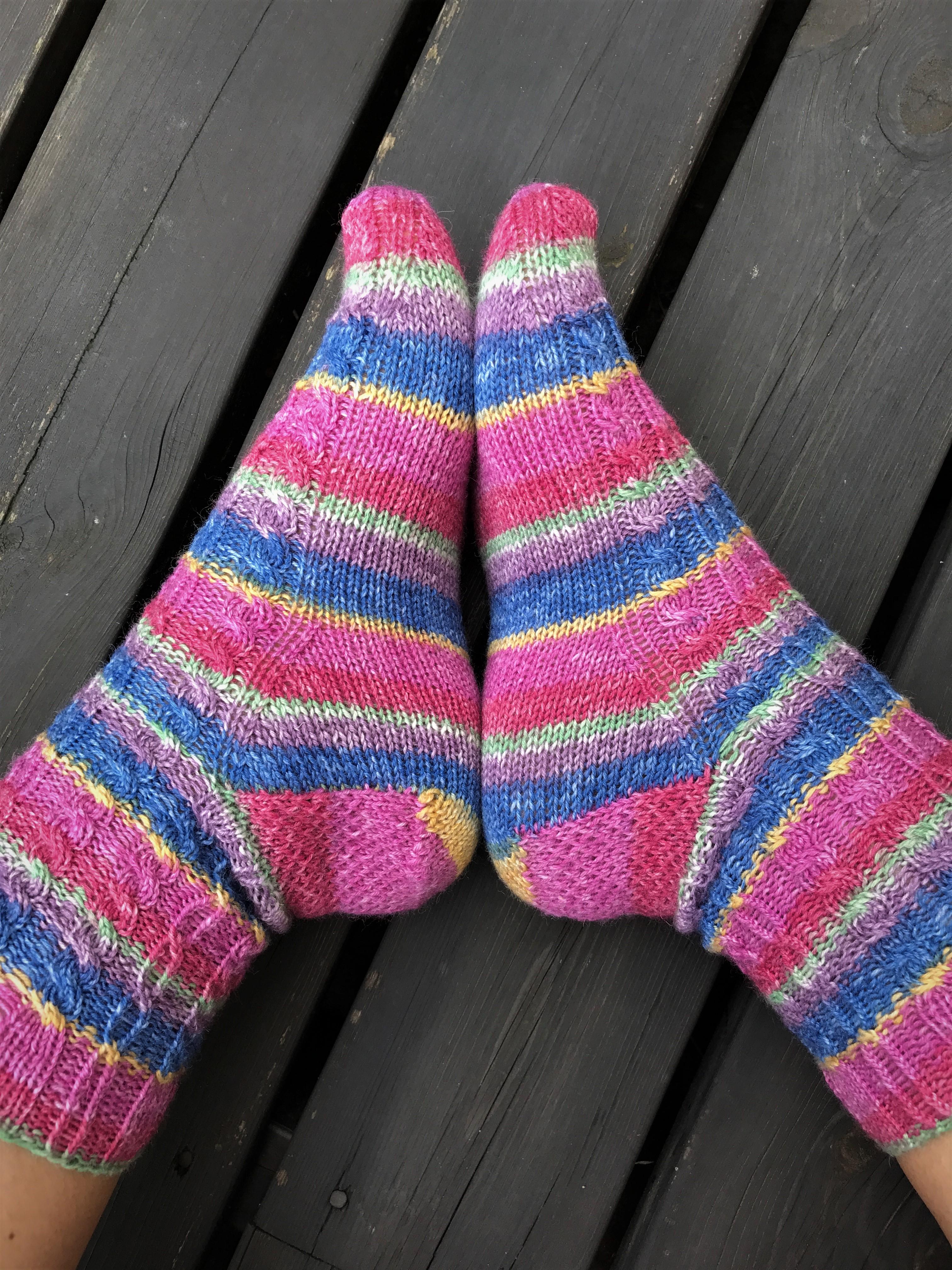 Hildurs glada sockor