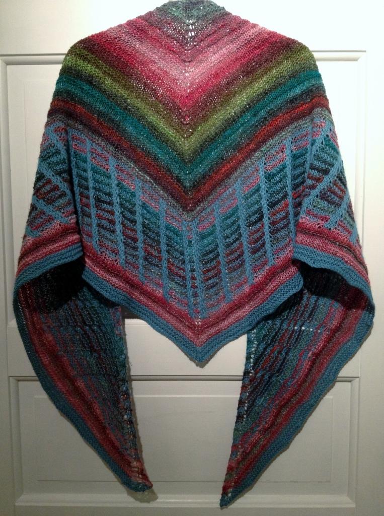 Metalouse shawl