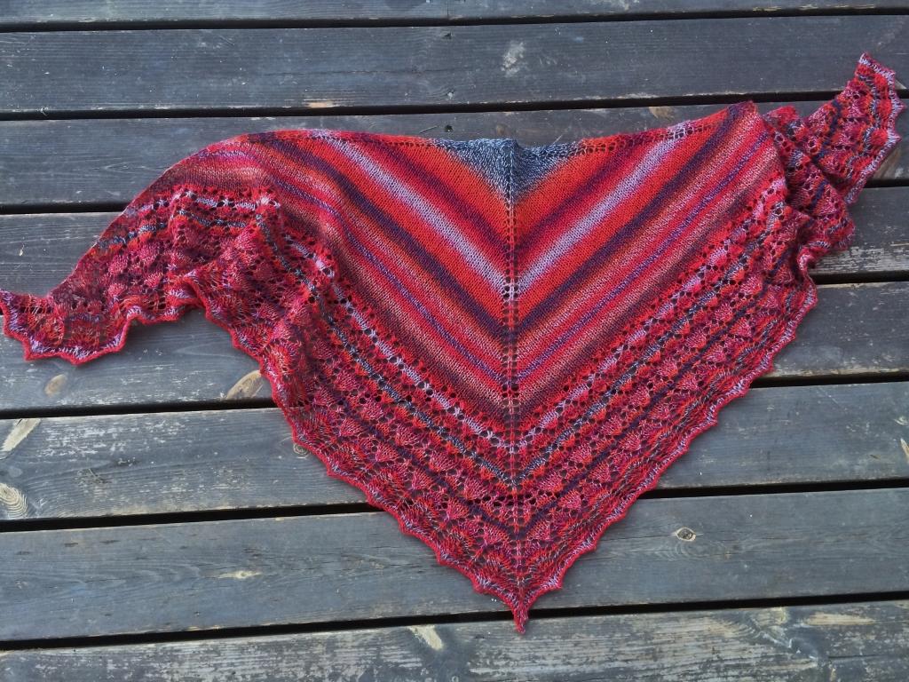 Liliopsida shawl
